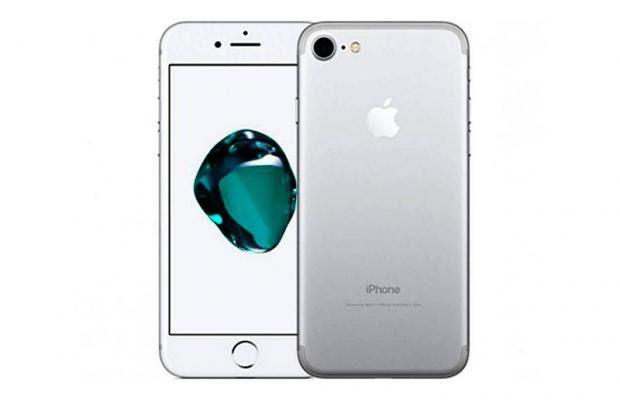 "Seminovo de vitrine - iPhone 7 128gb Tela LCD Retina HD 4,7"" iOS 13 - Apple"