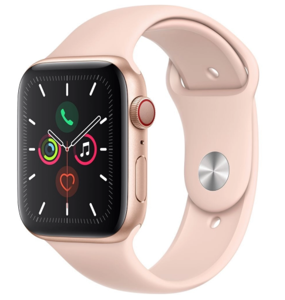 Seminovo Apple Watch Series 5 40mm GPS