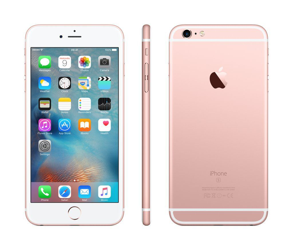 Seminovo de Vitrine - iPhone 6s 64GB Tela 4.7