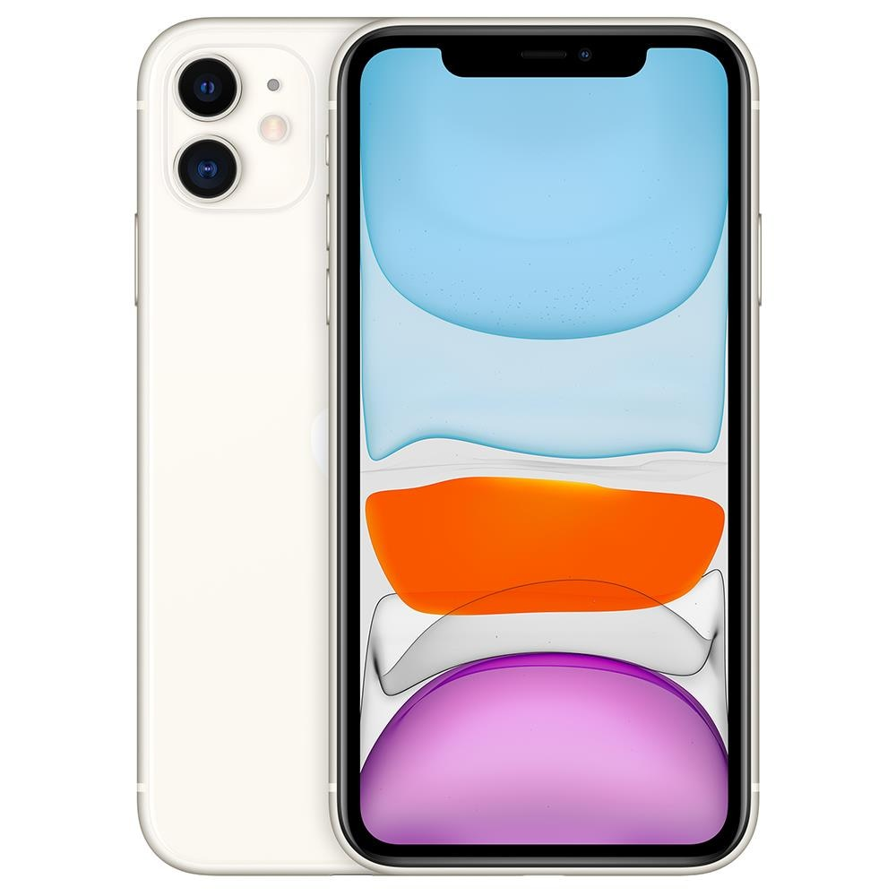 Seminovo de vitrine -  iPhone 11 128GB, Tela Retina HD de 6.1 1D, iOS 13 - Apple
