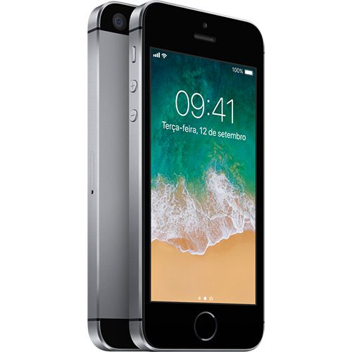 Seminovo de Vitrine - iPhone SE 64GB