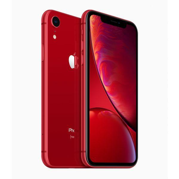 "Seminovo de vitrine - iPhone XR 64GB, Tela Retina LCD de 6,1"", iOS 12, Câmera Traseira 12MP - Apple"