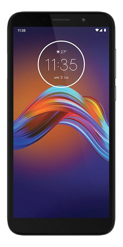 "Smartphone Motorola Moto E6 Play 32GB Dual Chip Android 9 Tela 5.5"" MT6739 4G Câmera 13MP - Cinza Metálico"