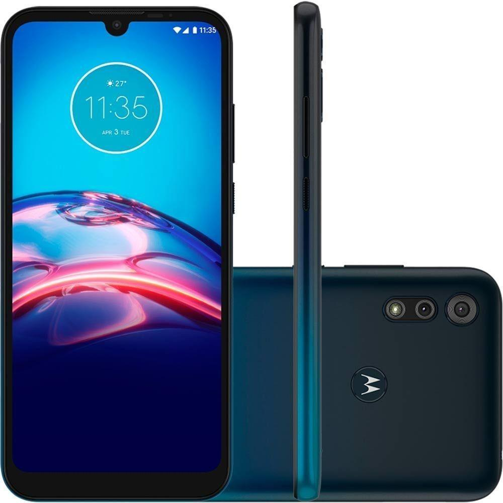 Smartphone Motorola Moto E6S 64GB Tela 6.1 Dual 4G