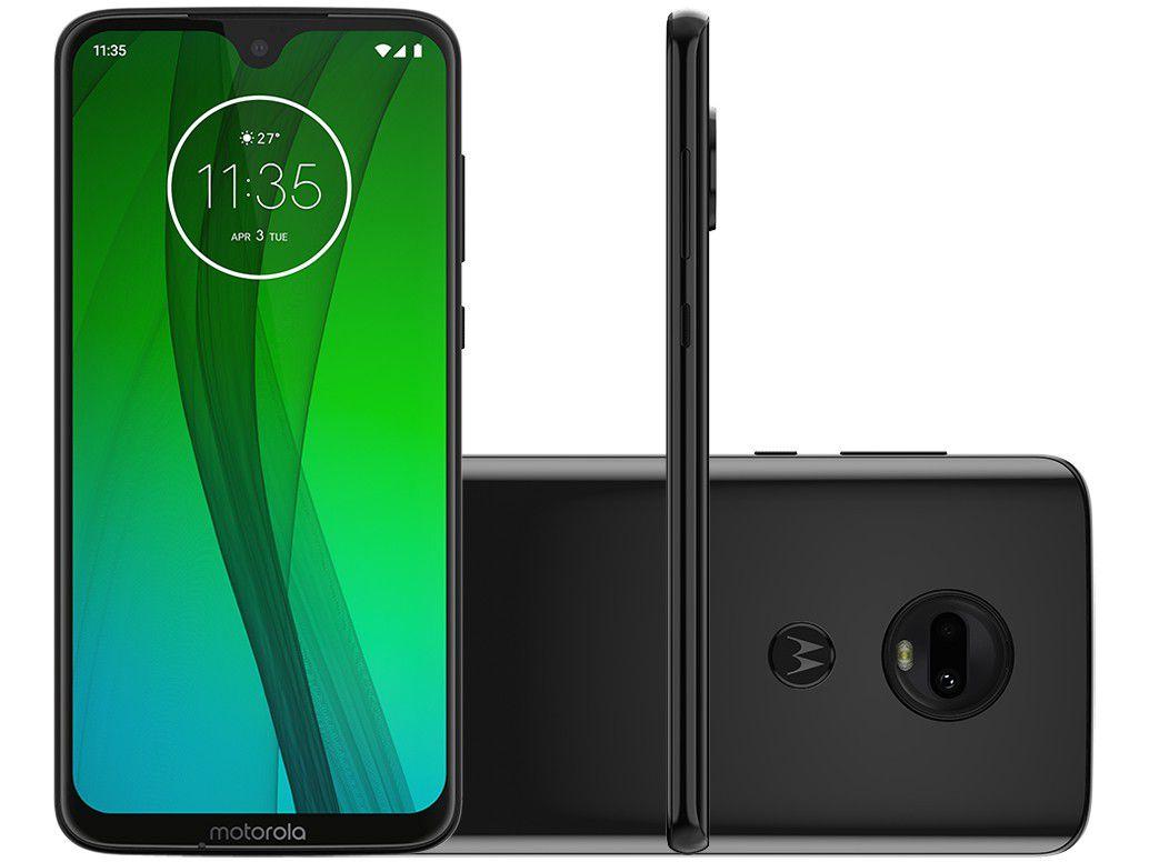 Smartphone Motorola Moto G7 64GB Dual Chip Android Pie - 9.0 Tela 6.24