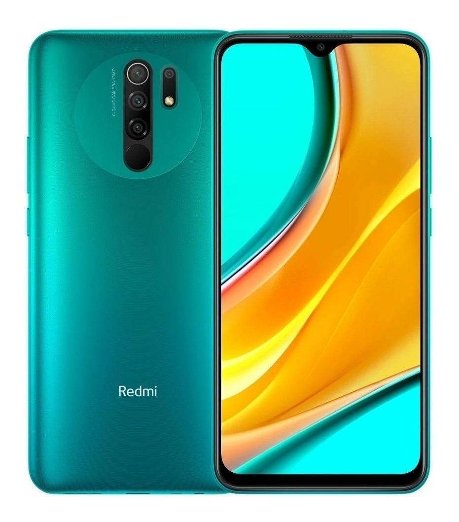 Smartphone Xiaomi Redmi 9 (global) 32gb 3gb Ram - Verde