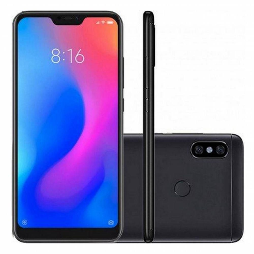 Smartphone Xiaomi Redmi Note 6 pro dual Android 8.1 Tela 6.26 32GB 3GB Camera dupla 12+5MP