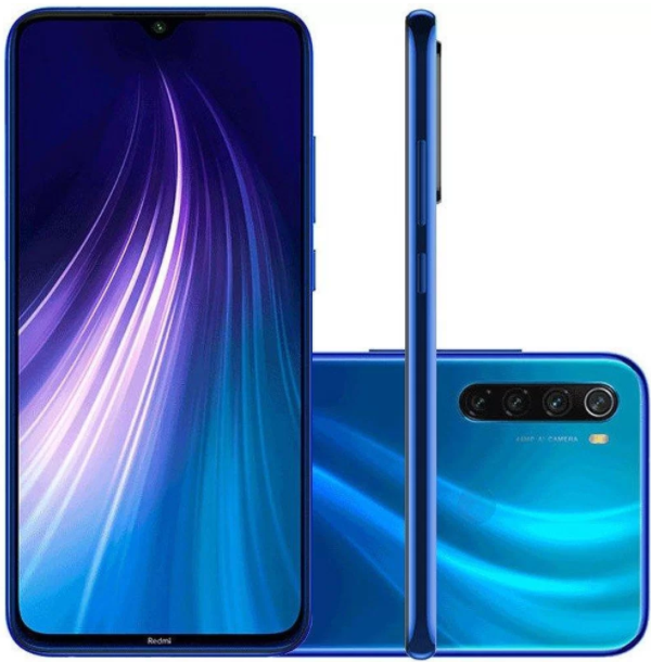 Smartphone Xiaomi Redmi Note 8 64GB 4GB Ram Dual Versão Global