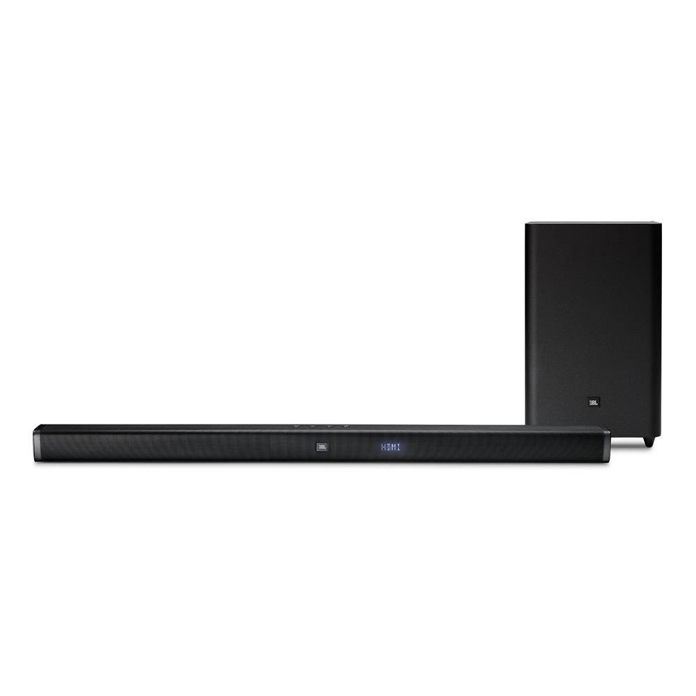Soundbar JBL 2.1 Canais com Bluetooth, Som Surround e Entrada HDMI - 100W