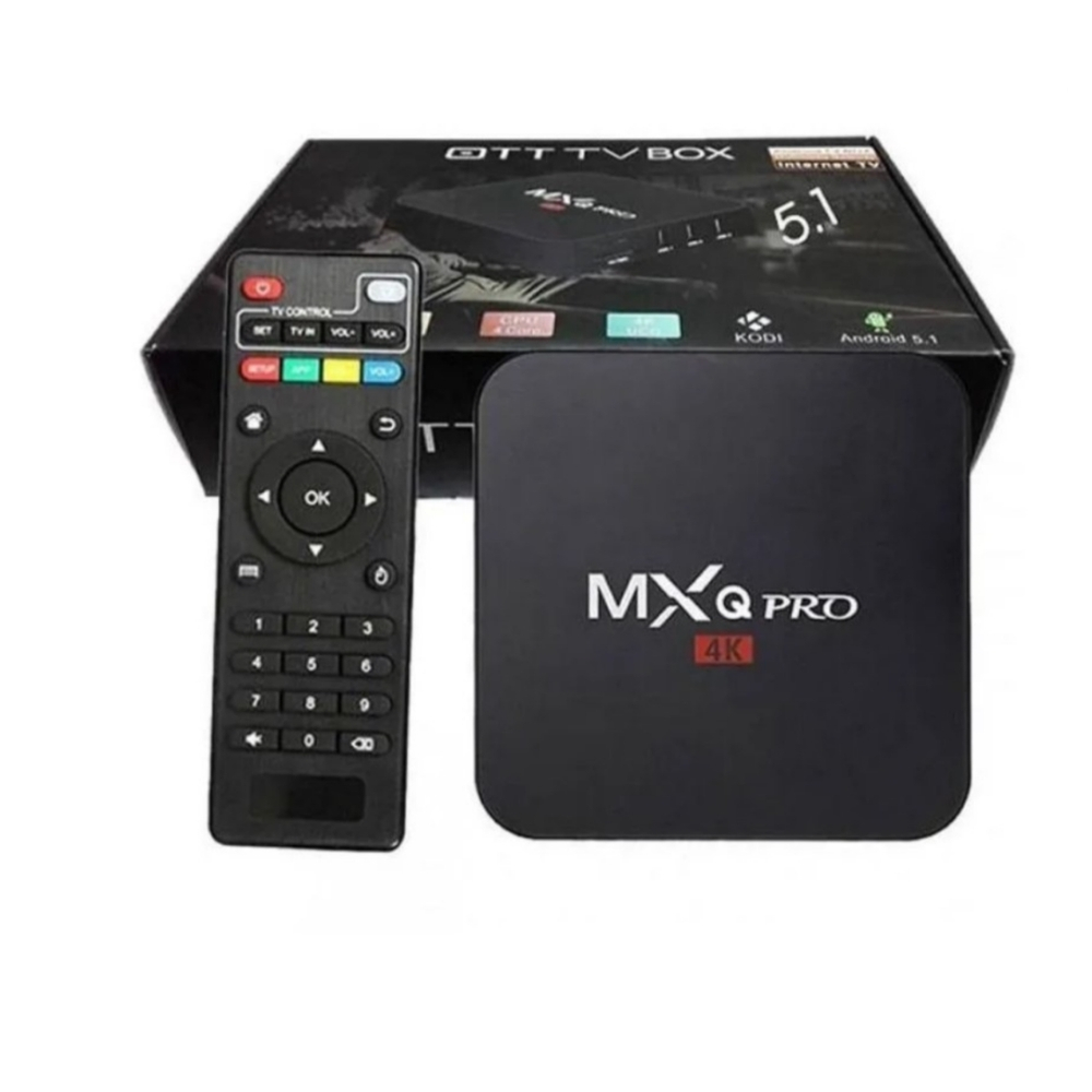 TV BOX ANDROID ULTRA HD