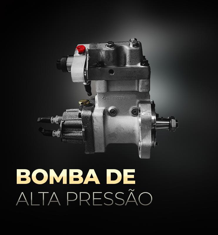 bomba de alta pressão