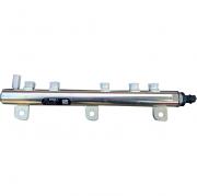 Flauta ou Turbo Rail Nissan Frontier 2.8 Eletrônica Motor MWM 2005 a 2011