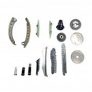 Kit Corrente Distribuição Completo Iveco Daily 35S14 / 40S16 / 45S14 / 45S16 / 55C16 / 70C16  Todas 3.0 16V Euro 3