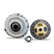 Kit Embreagem Hyundai HR e Kia Bongo K2500  TCI 2.5 16v 6 Marchas Euro 5 Ano 2012 a 2018 Original Valeo