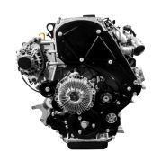 Motor HR e Kia Bongo K2500 TCI 2.5 16v Euro V Ano 2012 a 2019 Novo Completo