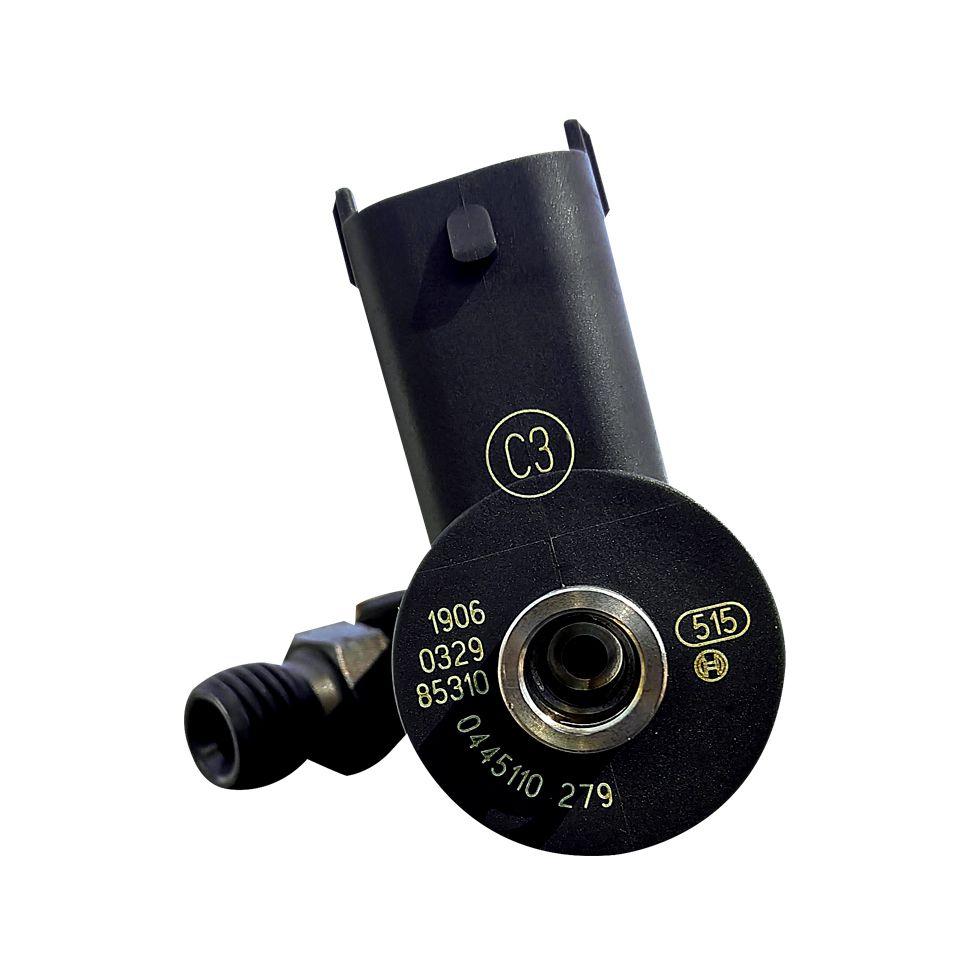 Bico Injetor Kia Sorento 2.5 16v CRDI Diesel Ano 2004 a 2011 Produto Novo Original Bosch 0.445.110.186 ou Final 279