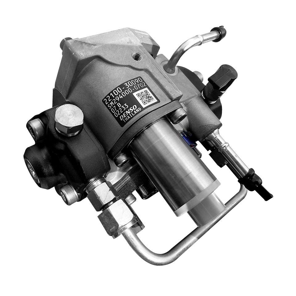 Bomba de Alta Pressão Toyota Hilux 2.5 16v Ano 2005 a 2011 Nova Original Denso