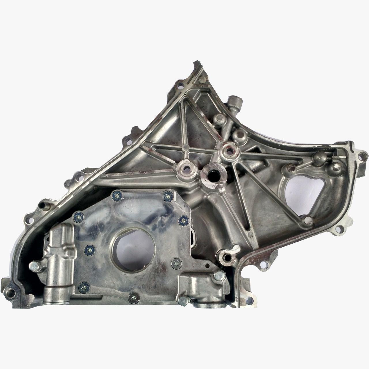 Bomba de Óleo Nissan  Frontier 2.5 16v TD LE / XE / SE / SEL Ano 2008 a 2011 Euro 3 Motor YD25DDTI