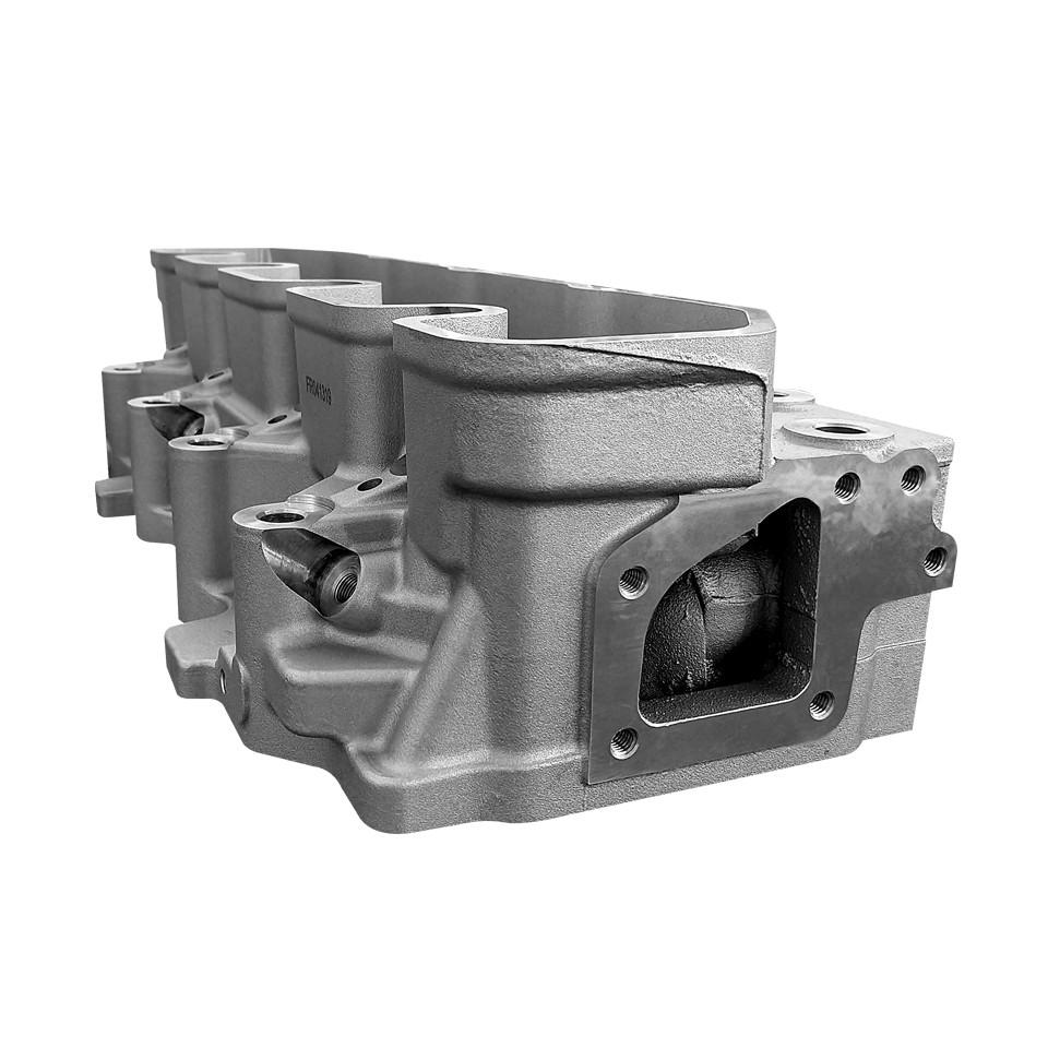 Cabeçote da Sprinter  2.5 8V  Motor Maxion HSD II Ano 1997 a 2001