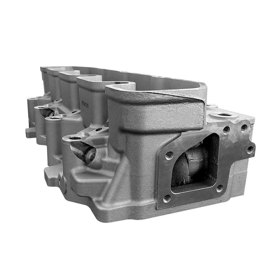 Cabeçote Land Rover Defender 110 e  Defender 90  2.5 8V  Motor Maxion HSD II