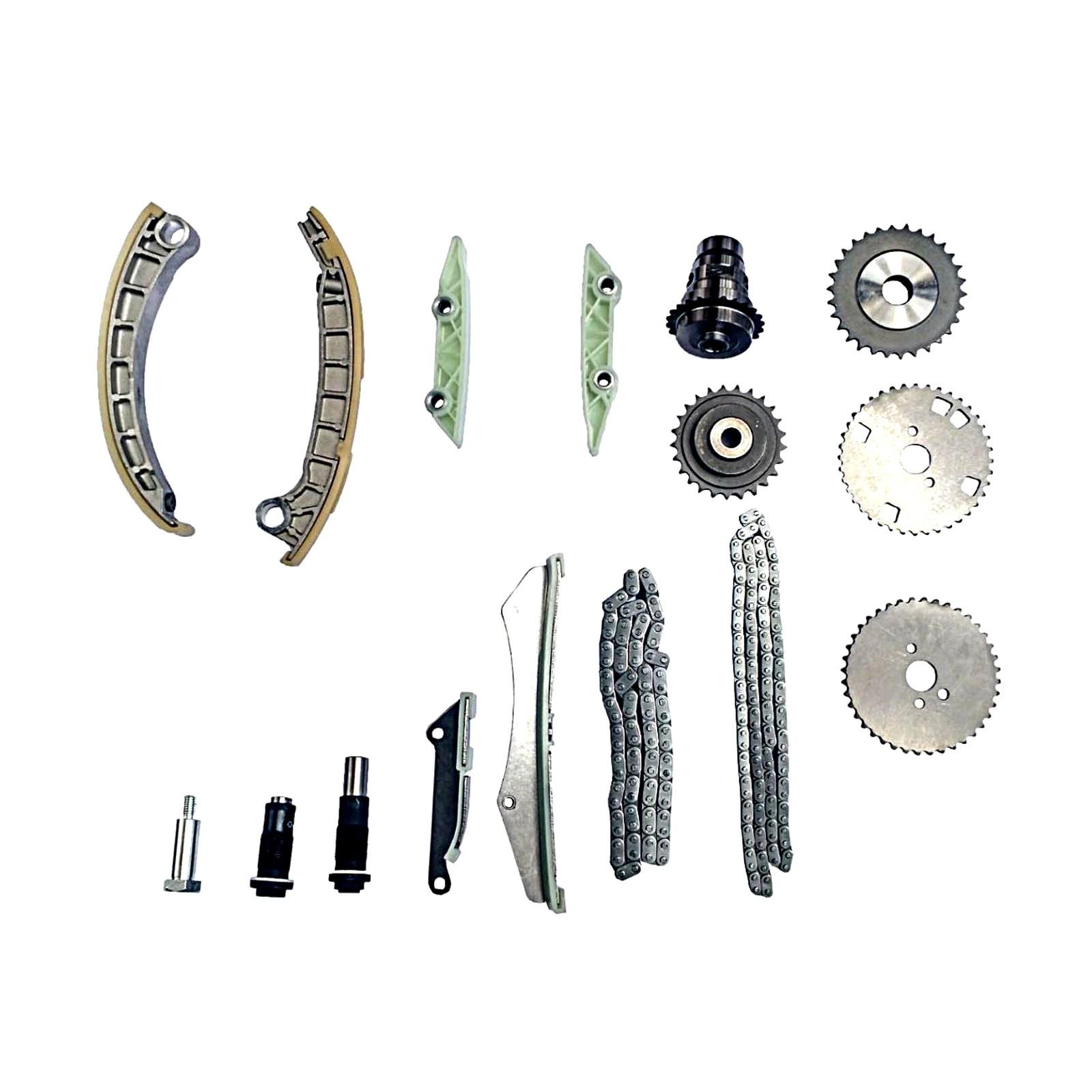 Kit Corrente Distribuição Completo Iveco Daily 35S14 / 45S17 /  55C17 / 70C17  Todas 3.0 16V Euro V