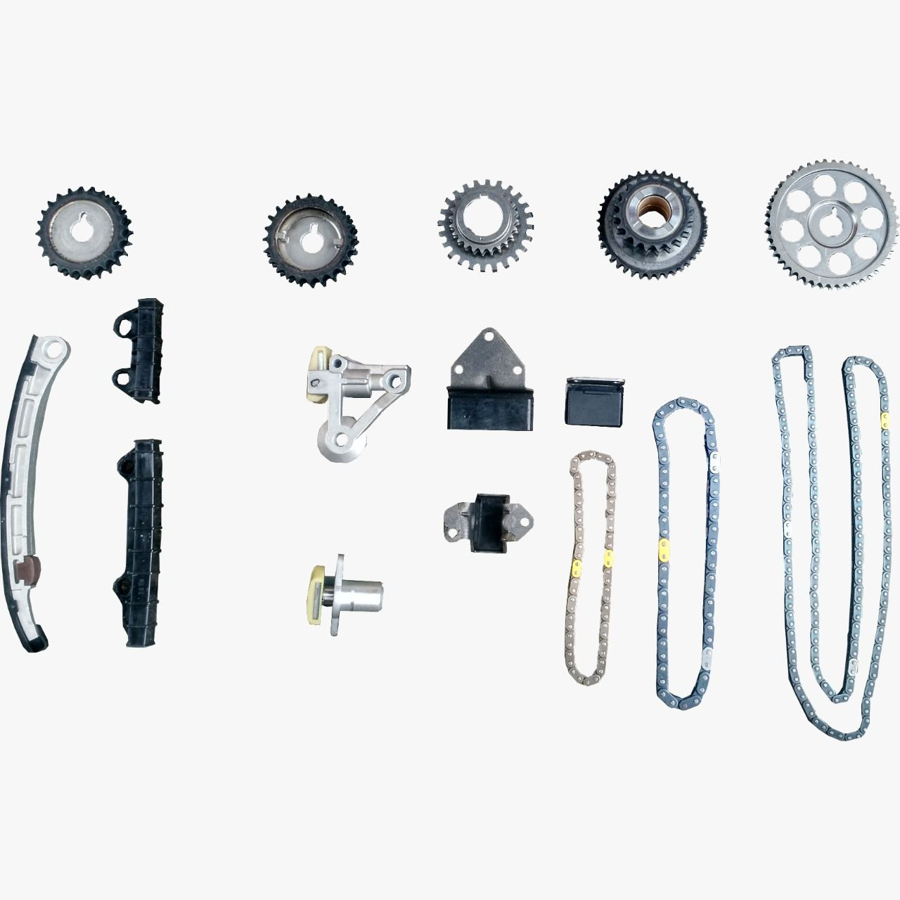 Kit Corrente Distribuição Suzuki Vitara 2.5 e 2.7 V6  Bloco do Motor H25A Ano 2000/....