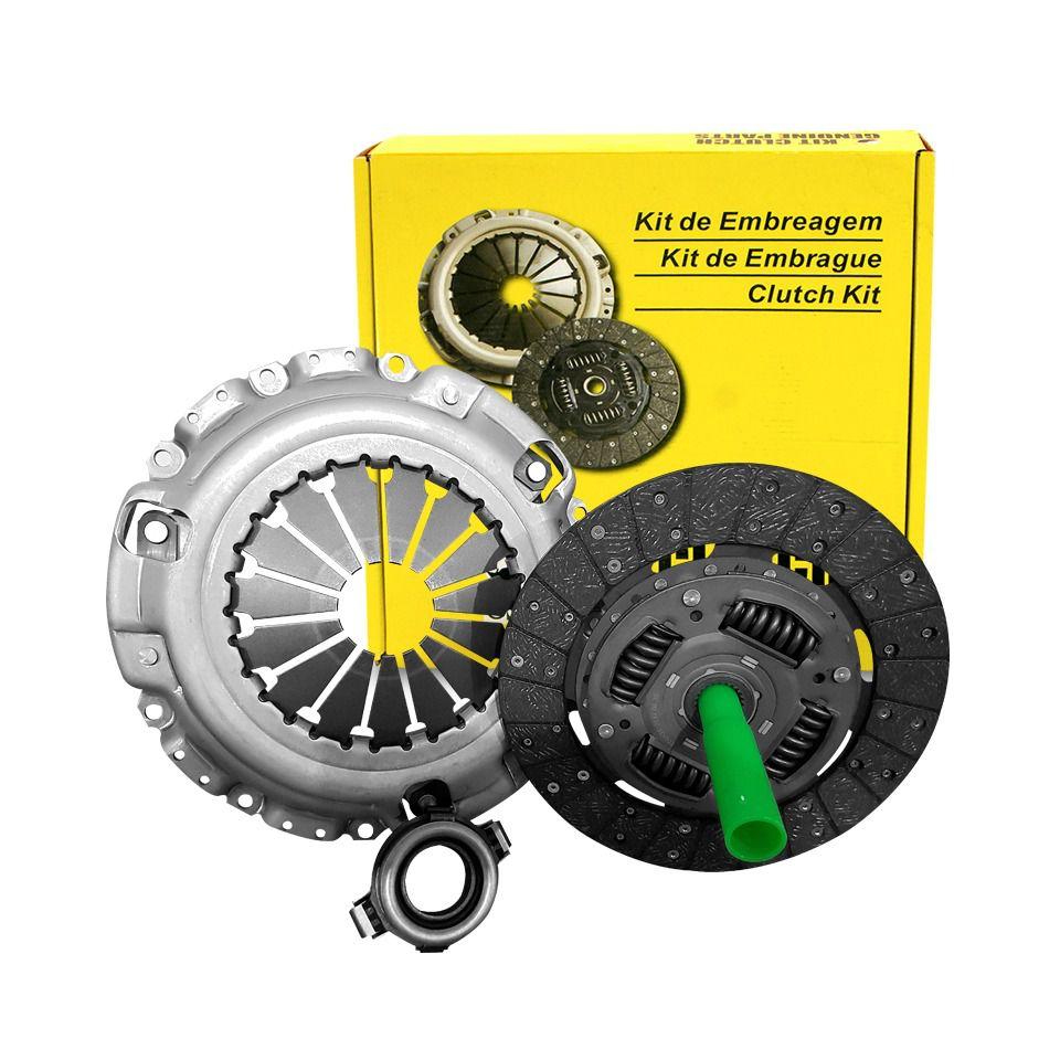 Kit Embreagem Bongo K2500 TCI  2.5 16v 6 Marchas Euro 5 Ano 2012 a 2018