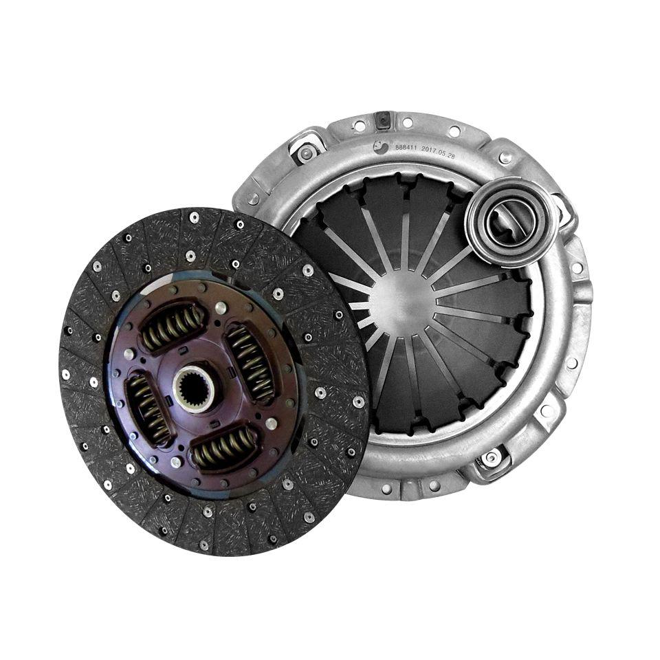 Kit Embreagem Completo L200 Triton 3.2 16v 4M41 Ano 2008 A 2016 Marca Somarpac
