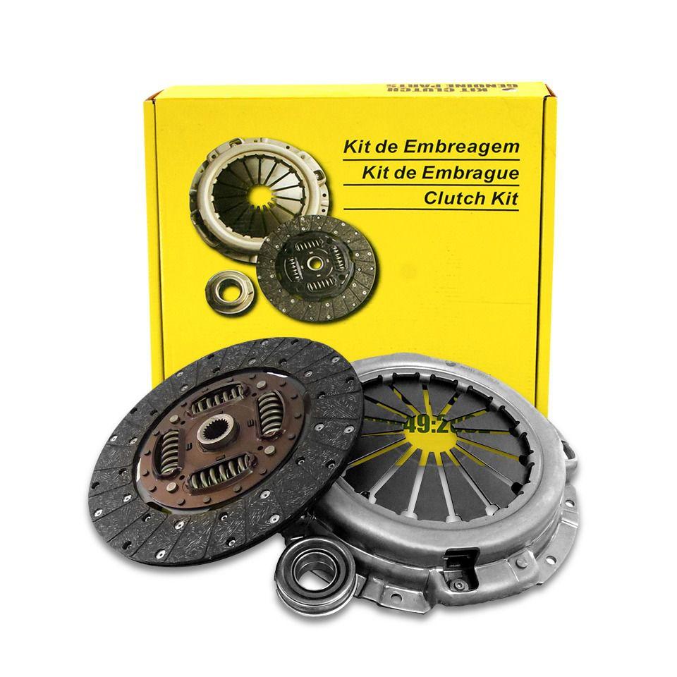 Kit Embreagem Completo L200 Triton / Pajero / Full e Pajero Dakar Todas 3.2 16v 4M41 Ano 2008 A 2016 Marca Somarpec
