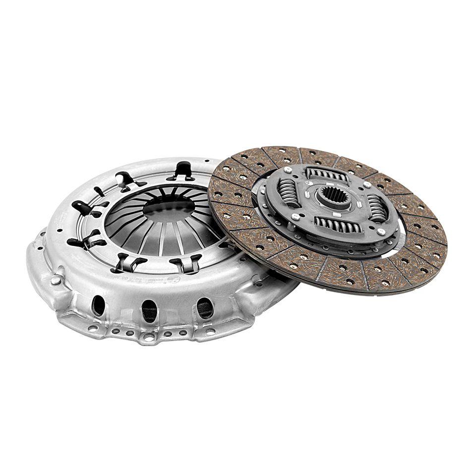 Kit Embreagem Hilux Pitbull 2.5 e 3.0 16V  Motores  1KDF e 2KDF  Ano 2005 s 2015 Somarpac