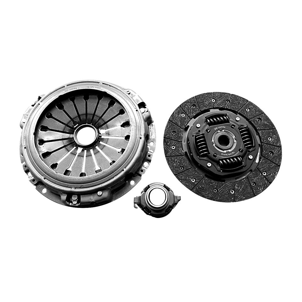 Kit Embreagem Jumper 2.8 8V Turbo Diesel Ano Ano 2005 a 2009 Marca Somarpac