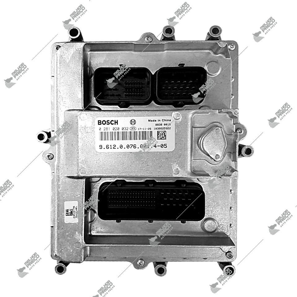 Modulo de Injeção Volvo VM 260 Motor MWM    0281020032