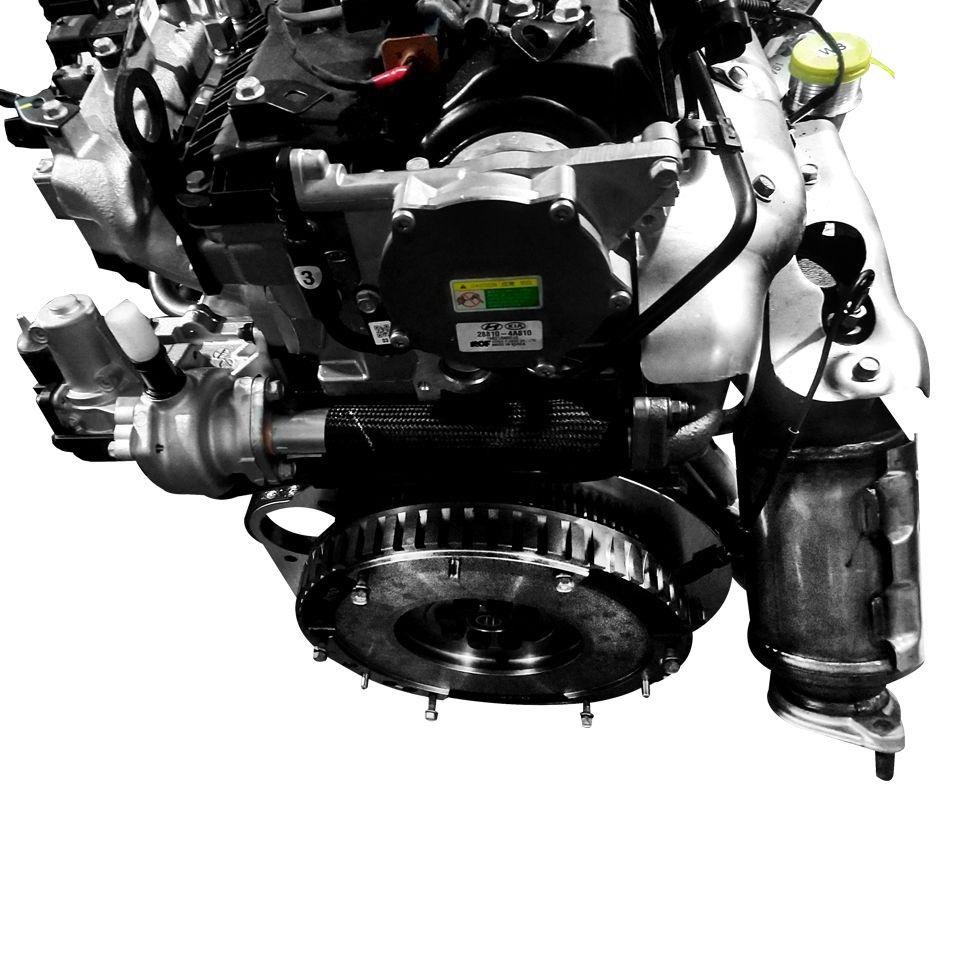 Motor Kia Bongo K2500 TCI 2.5 16v Euro V Ano 2012 a 2019 Novo Completo