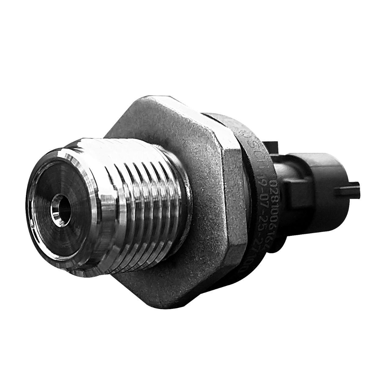 Sensor Flauta Iveco Daily 35S14 / 45C17 / 55C17 / 70C17 3.0 16v Ecoline Euro V Ano  2012 a 2018