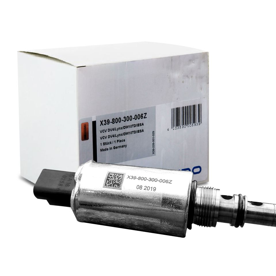 Válvula PCV da Bomba de Alta Pressão da Ford Ranger 3.0 16v Power Stroke Ano 2005 a 2011  Magrinha