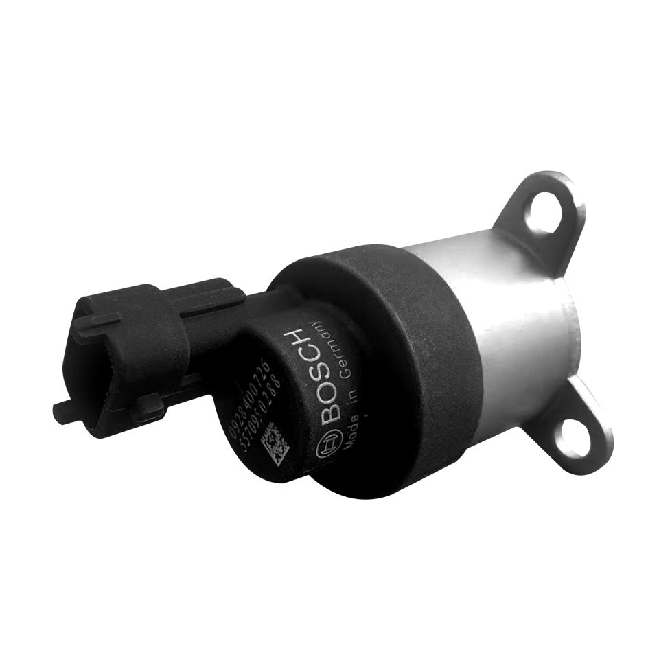 Válvula Reguladora Pressão  da Bomba de Alta Pressão Ducator 2.3 16v Euro 3 Ano 20110 a 2012 0928400726