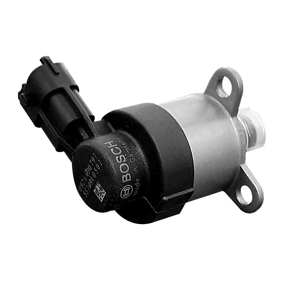 Válvula Reguladora Pressão da  Frontier 2.8 MWM Motor Sprint Ano  2004 Até 2007 Novo Original Bosch  0.928.400.797