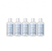 Álcool gel 70% higienizante para as mãos 60ml azul Kit com 5 - Giovanna Baby