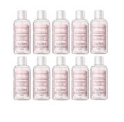Álcool gel 70% higienizante para as mãos 60ml rosa Kit com 12 - Giovanna Baby