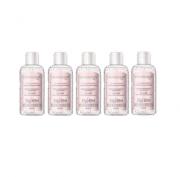 Álcool gel 70% higienizante para as mãos 60ml rosa Kit com 5 - Giovanna Baby