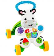 Andador e Brinquedo Zebra que anda - Fisher Price