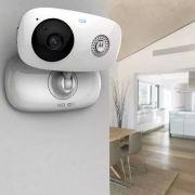 Babá Eletrônica e Câmera de monitoramento Motorola com Wireless (Não possui base, monitor para os pais ) conecta com celular