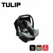Bebê conforto Tulip Salsa 3 Graphite Grey - Abc Design