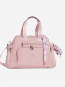 Bolsa de maternidade térmica Everyday Flora rosa - Masterbag Baby