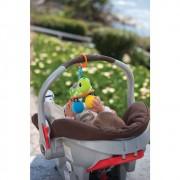 Brinquedo Mobile com mordedor Tartaruga verde - Infantino