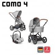 Carrinho de bebê COMO 4 Gray - Abc Design