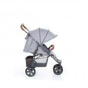 Carrinho de bebê Moving Gray - Abc Design