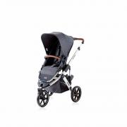 Carrinho de bebê Salsa 3 Asphalt Diamante - Abc Design