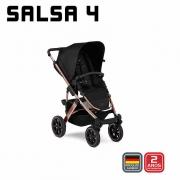 Carrinho de bebê Salsa 4 Rose Gold Diamond - Abc Design
