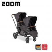 Carrinho de Gêmeos Zoom Style Strret - Abc Design